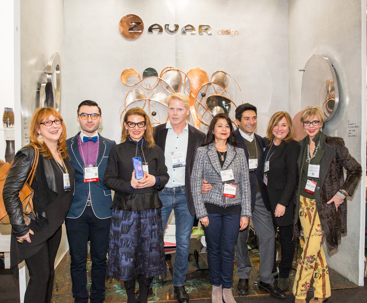 Best Innovative Design: Zavar Design