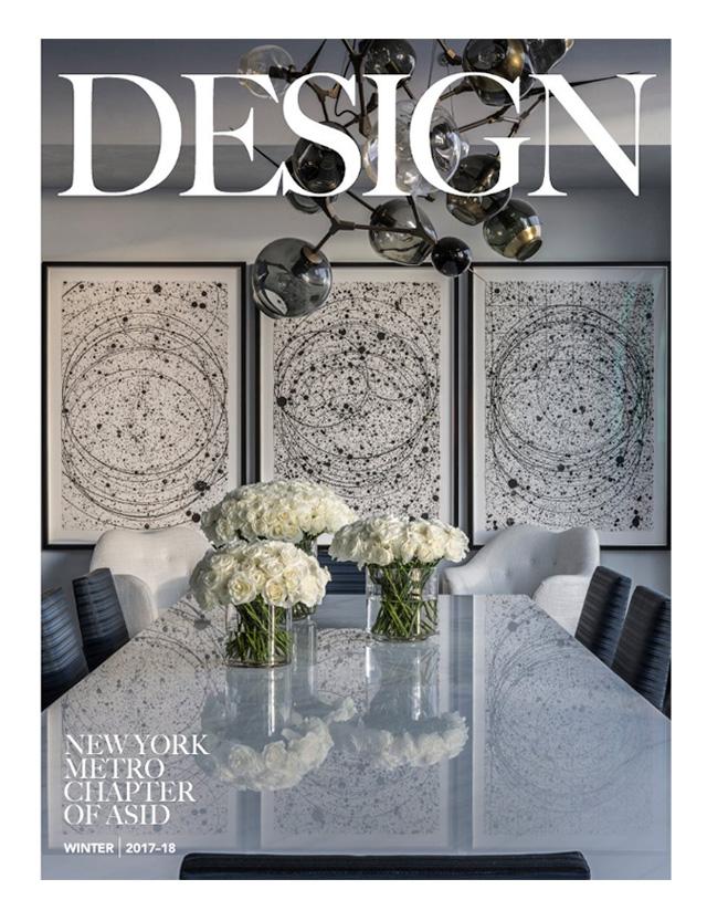 ASID NY Metro DESIGN Magazine