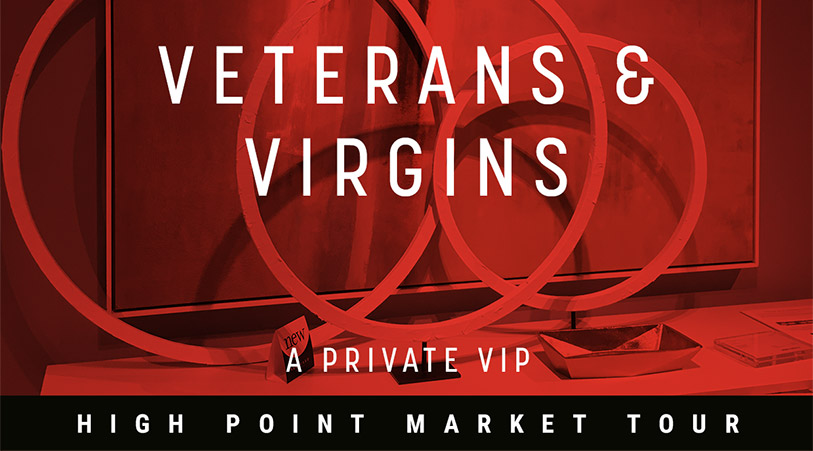 Veterans & Virgins: A Private VIP High Point Market Tour